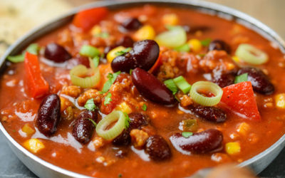 Meat-Free Chili Con Carne